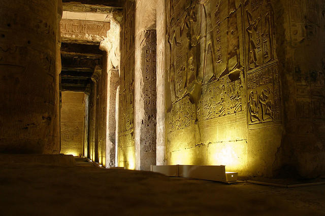 Tour To Dendera Temple by Cruise from Luxor