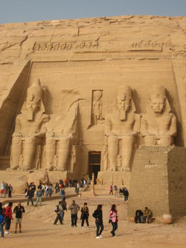 Day tour to Abu Simbel from Aswan