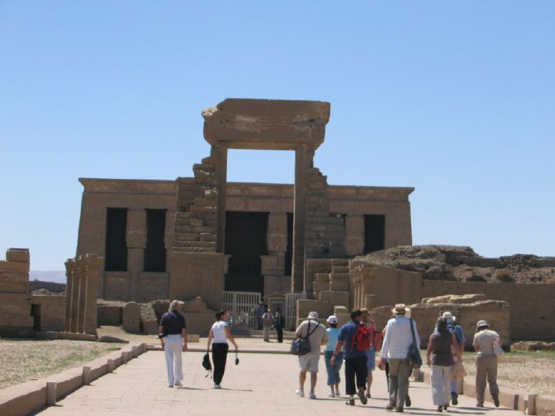 Day Tour To Dendera and Abydos from Luxor