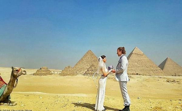 Honeymoon Holiday Cairo and Sharm El Sheikh