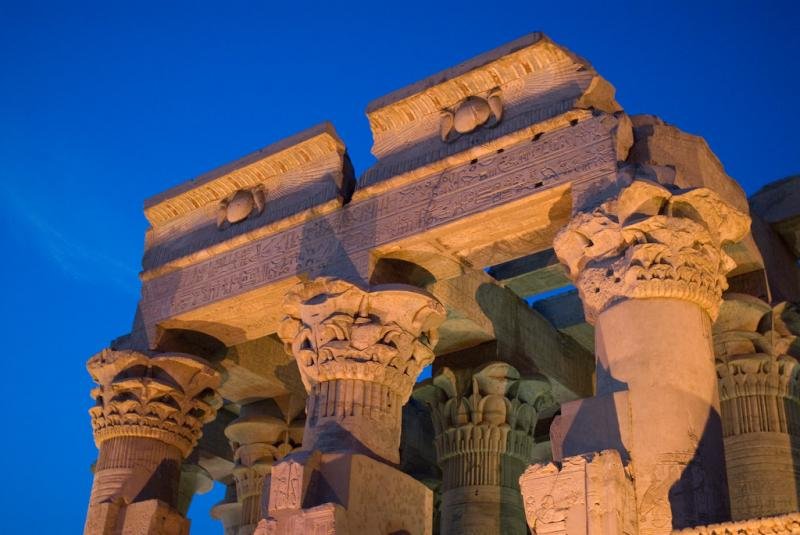 Day Tour to Kom Ombo and Edfu