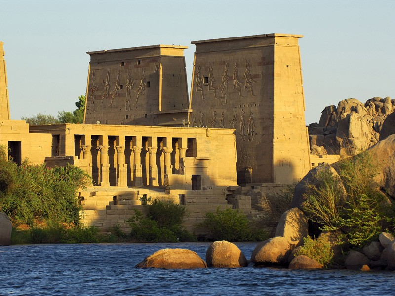 Day Tour to the High Dam, Unfinished Obelisk & Philae Temple