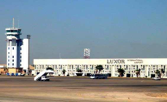 From Luxor Airport To Hurghada