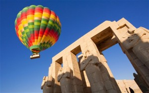 Air Balloon Ride in Luxor
