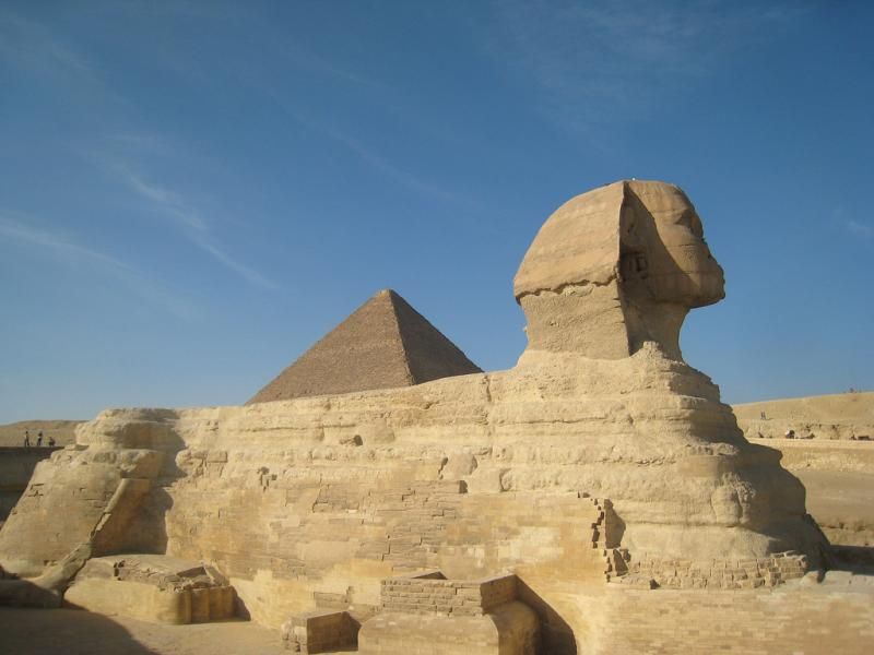 Day Tour to Pyramids and Sakkara